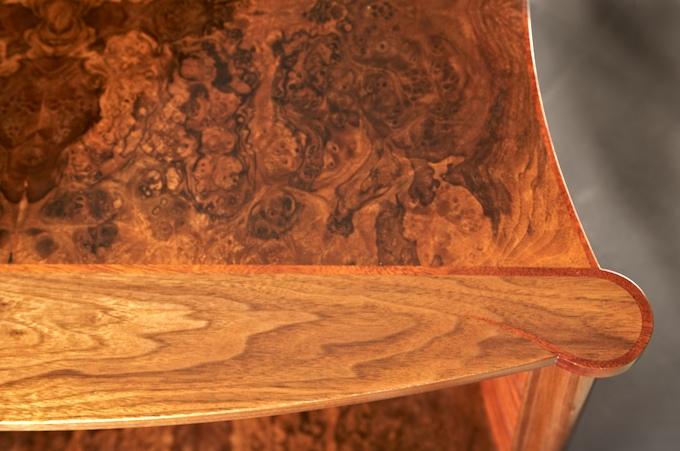 Art Table | Custom Cabinetry, Woodwork & Design | Design Against The ...