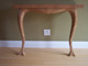 Custom Made Scrap Plywood - Console Table