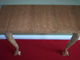 Custom Made Scrap Plywood - Console Table Top View