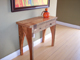 Custom Made Recycled Lumber Furniture